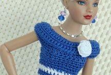 Šaty pre bábiky