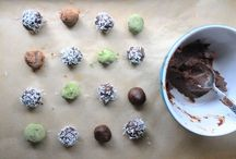 WorkerBe Sweet / Inspired whole food raw treats .