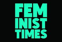 Great Feminist Articles / by Ilene Sova