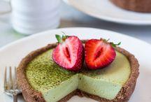Vegan Matcha Recipes / Follow this board for the latest vegan matcha recipes!