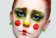 Karneval schminken