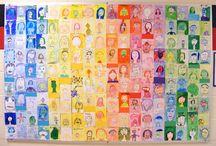Arts visuels portraits