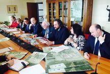 40° Mostra di Anghiari - Conferenza Stampa 14/4/2015 / Mostra Mercato dell'Artigianato della Valtiberina Toscana, Anghiari 25/4 - 3/5/2015