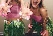 festa no hawai
