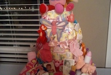 Baby shower ideas. / Gabriella's  Diapers' cake / by Ayurveda Green