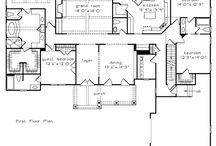 dream house/rooms / by Dawn Horton