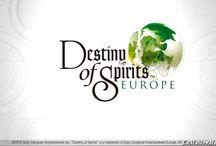 Destiny of Spirits - FreeToPlay PSVita : Screenshots
