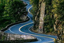 Superbe route
