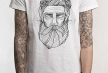 Men's T-Shirts /// EVY Apparel
