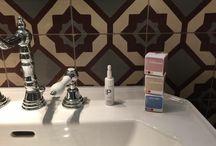 La salle de bain s'expose