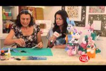 VIDEOS / Caderno cozinheira