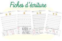 Lettres cursives