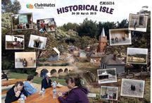CM15014 Historical Isle / 24-30 March 2015
