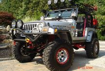 Jeeps / by Jason Golden