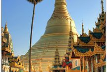 South East Asia / Places to travel and visit in South East Asia!