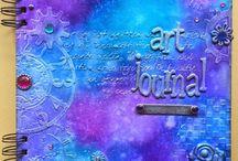 My Art Journaling