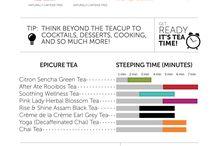 Tea Time / by Michelle Despain