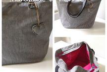 yaz cantalari / Handmade bags