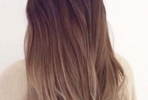 hair for brunettes
