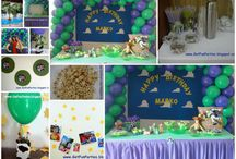 TOY STORY - BDAY PARTY BY @TATA'S PARTY IDEAS