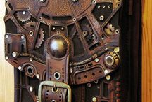 STEAMPUNK / Cogs and gears and copper.