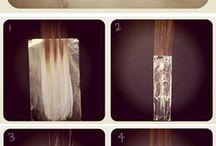 hair / by Megan Schnoebelen