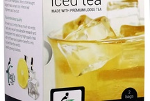 Iced Tea / Our unique iced tea packs take all the mess out of making iced tea. Just insert our iced tea pack into a heat proof jug, add hot water and steep according to brewing instructions. Pour over ice and there you have it! Refreshing iced tea with a taste that is unbeatable for those hot summer days!