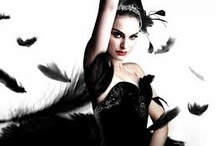 Black Swan / White Swan / ballet / feathers / Black Swan / White Swan / ballet / birds of a feather flock together