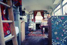 Caravan interiors all sorts I like