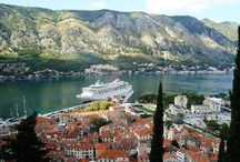 Montenegro and Croatia