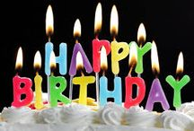 Celebrations! / Anniversaries, Birthdays, and more reasons to celebrate. / by RSW/US Agency New Business