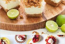 best finger foods for parties / Finger deserts