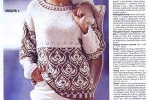 knitting / maglia