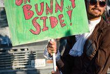 Burning Man || Billion Bunny March