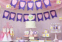 Birthday party ideas / by Rosanna Handy
