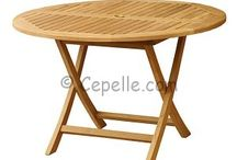 Table Teak Collection