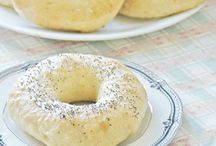 I lo ve bagel / by elda alvarado