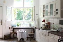 Kitchens Ideas / by Corinne Libby
