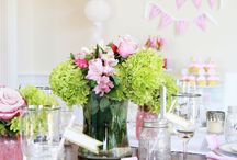 Watercolor Party {Adult Party Ideas}