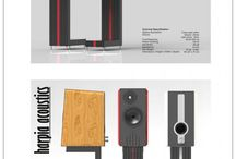Hi End audio / Harpia Acoustics loudspeakers