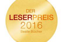 DER LESERPREIS 2016