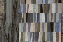 Neutrals are not boring / Quilts in neutral fabrics