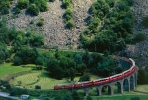 Europe's Scenic Trains / Europe has some breathtaking scenery. Here are some of the best train routes to enjoy
