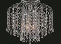 Elegant Lighting Falls Collection