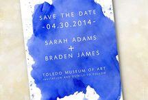 My sister wedding invitation