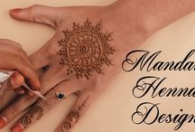How to Apply Simple Mehndi Design