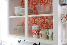 Kitchen makeover / Kitchen makroner inspiration.