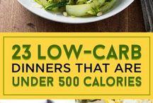 recepten met minder calorieën