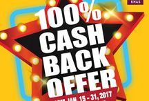 Khas Stores | 100% Cash Back