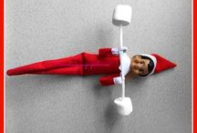 elf on the shelf / by Sallie Taylor
